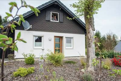 Maison de vacances individuelle vers Winterberg et terrasse