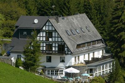 Maison de vacances luxueuse proche station de ski Winterberg