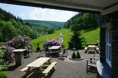 Maison de vacances de charme à Winterberg avec terrasse