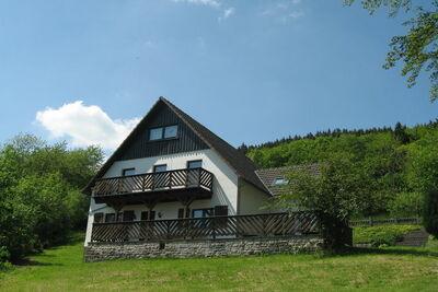 Maison de vacances cosy à Düdinghausen près des pistes