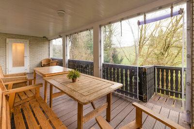 Maison de vacances lumineuse terrasse à Medebach, Allemagne
