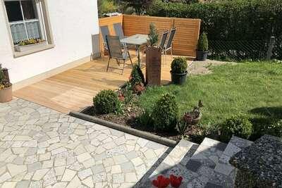 Confortable maison de vacances avec jardin à Schiefweg