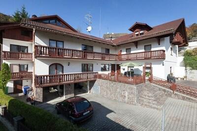 Maison de vacances confortable à Saldenburg près de la forêt