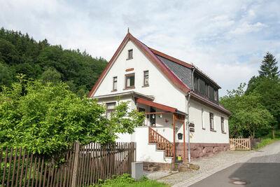 Spacieuse maison de vacances à Unterschönau près de la forêt
