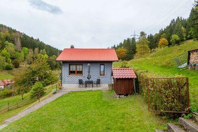 Gîte confortable à Langenbach en Thuringe près du lac