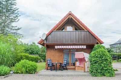 Maison de vacances confortable à Gehren avec terrasse privée