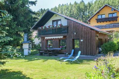Maison de vacances agréable à Piesau près des pistes de ski