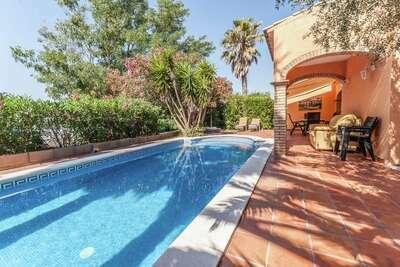 Maison de vacances à St Pere Pescador Catalogne avec piscine