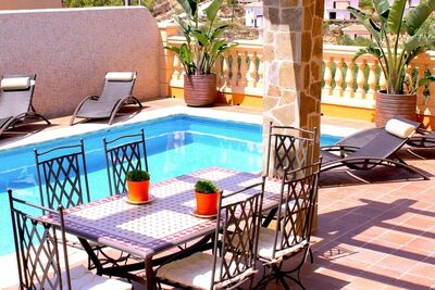 Villa moderne avec piscine privée à Cala Romantica