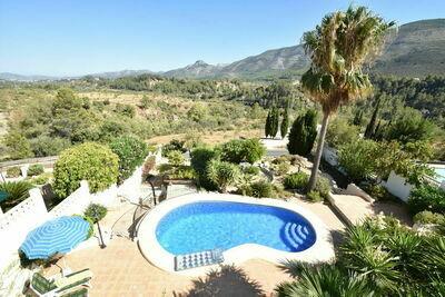 Villa moderne à Benigembla avec piscine privée