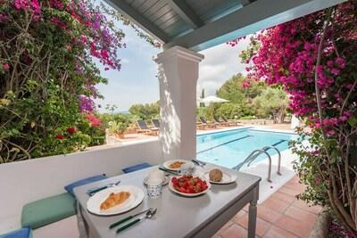 Villa à Santa Gertrudis de Fruitera avec piscine privée