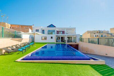 Superbe villa à Felanitx avec piscine