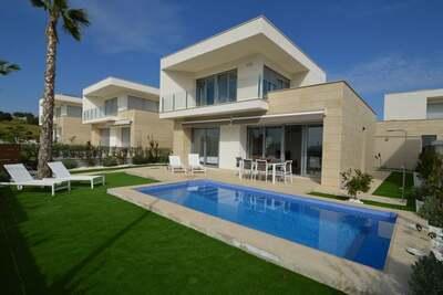 Villa de charme à Orihuela avec piscine privée