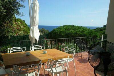 Charmante maison de vacances à Santa Cristina d'Aro près de la plage.