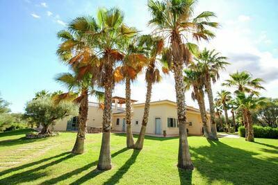 Superbe villa de luxe à Santanyl aux Baléares, piscine XL