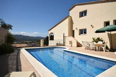 Magnifique villa avec piscine à Santa Cristina d'Aro