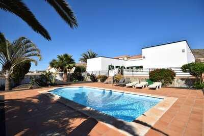 Belle maison à La Oliva Fuerteventura avec piscine