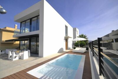 Maison de vacances de luxe avec piscine dans les Baléares