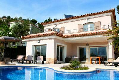 Luxueuse villa avec piscine à Santa Cristina d'Aro