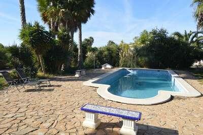 Villa accueillante à Alicante avec piscine privée