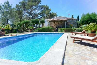 Demeure moderne avec piscine à Sant Joan