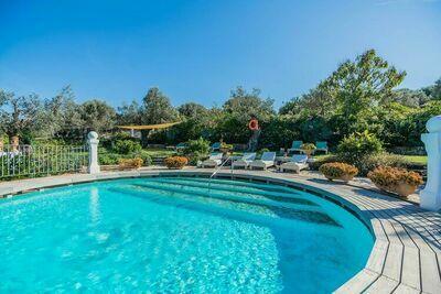 Charmante maison de vacances, Pollenca, avec piscine privée