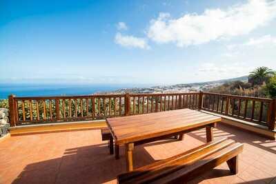 Luxueuse maison de vacances aux Canaries avec jardin