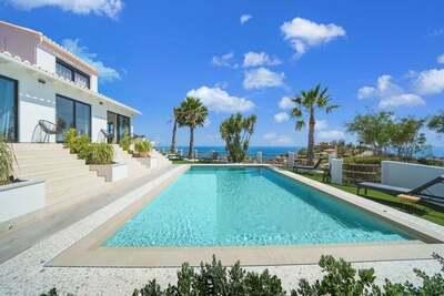 Villa de luxe avec piscine privée à Coveta Fumá