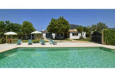 Maison de vacances spacieuse à Selva avec piscine privée