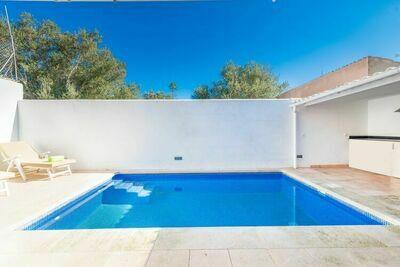 Villa de style avec piscine à S'Estanyol de Migjorn