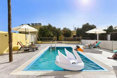 Villa de luxe aux Iles Canaries avec piscine