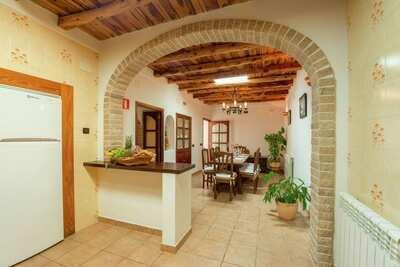 Villa de charme avec jacuzzi à Benirrás