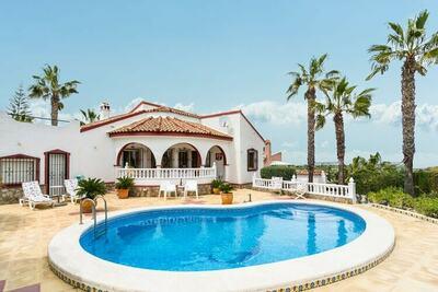 Villa moderne à Rojales avec piscine