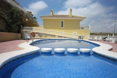 Maison de vacances à Rojales avec piscine