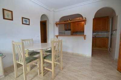 Maison de vacances à Pilar de la Horadada près de la mer