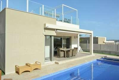 Luxueux villa à Orihuela avec piscine privée