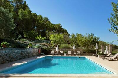 Gîte confortable avec piscine à Lloret de Vistalegre