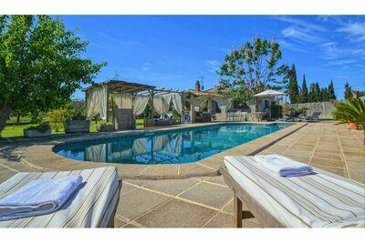 Villa traditionnelle Selva avec piscine privée