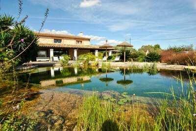 Grande maison de vacances à Lloseta Majorca, piscine privée