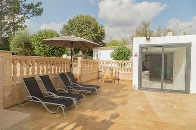 Gîte confortable à Caimari avec piscine privée