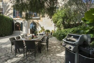 Demeure moderne à Lloseta avec piscine privée