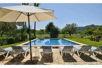 Luxueuse demeure avec piscine privée à Pollenca Majorque
