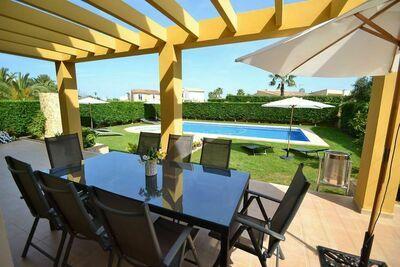 Villa luxueuse avec jacuzzi à Sa Coma Majorque
