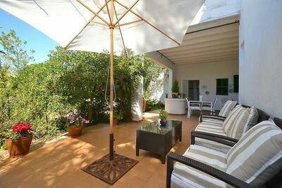 Maison de vacances de charme à Arta avec cheminée 100 mètres de la mer