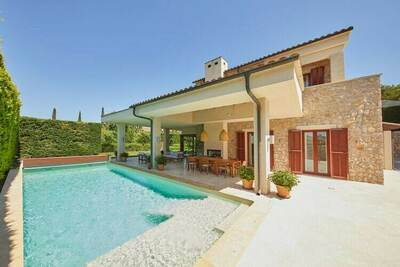 Magnifique demeure avec piscine à Capdepera