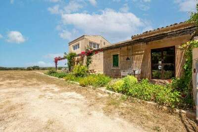 Maison de vacances à Campos Majorque près plage de sable fin