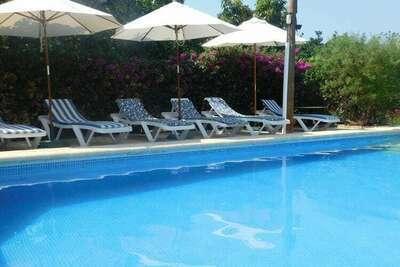 Belle villa à Sant Miquel de Balansat avec piscine privée