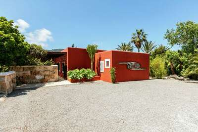 Maison de vacances à St Josep de sa Talaia avec piscine