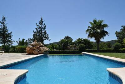 Charmante villa avec piscine à Sant Josep de sa Talaia