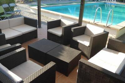 Gîte au calme en Catalogne avec piscine et jardin
